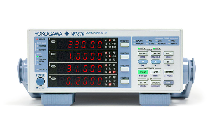Yokogawa WT300 Series Digital Power Meters