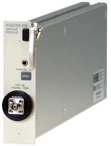 AQ2200-215 Sensor module (high Power up to +30dBm, long wavelength)