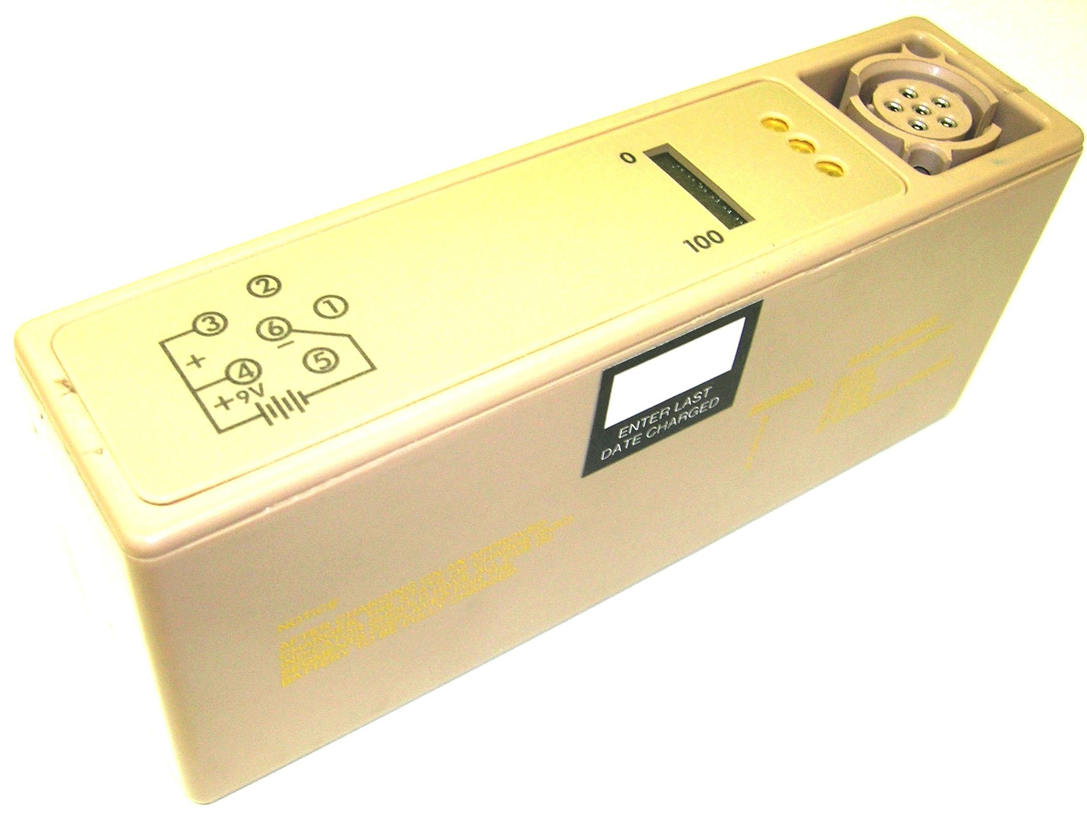 Battery: BT-70707 (BB-2599/U)