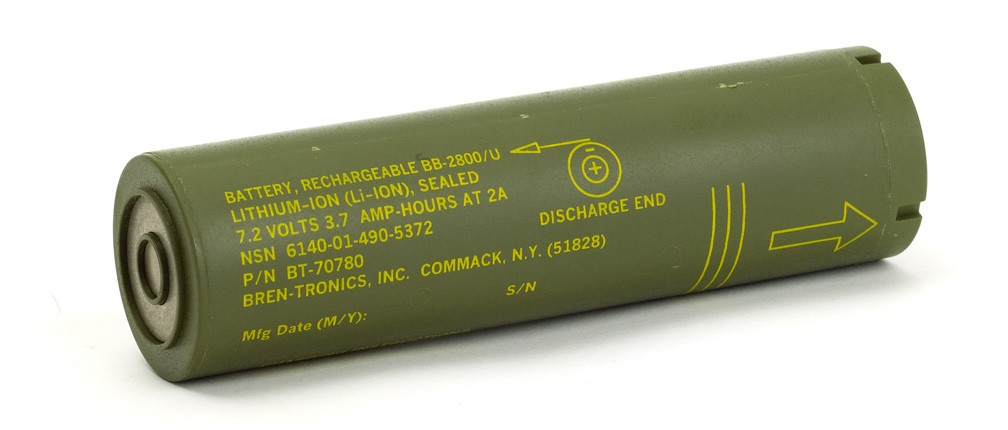 Battery: BT-70780 (BB-2800/U)