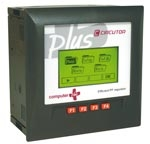 Circutor computer Plus T8 C ;Power factor regulator