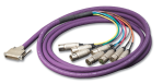 Switchcraft DB25 Breakout Cable