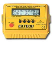 Extech 380375 Digital High Voltage Insulation Tester