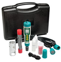 Extech DO600-K: Waterproof ExStik II Dissolved Oxygen Meter Kit