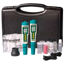 Extech DO610: ExStik II DO/pH/Conductivity Kit