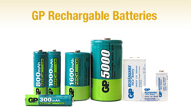 Gold Peak Battery Products