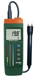 Extech MO250: Wood/Building Material Moisture Meter