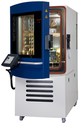 Weiss Technik Temperature Test Chamber WT3 and Climate Test Chamber WK3