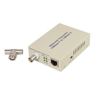 YEG Cabcon RJ45 to BNC Media Converter
