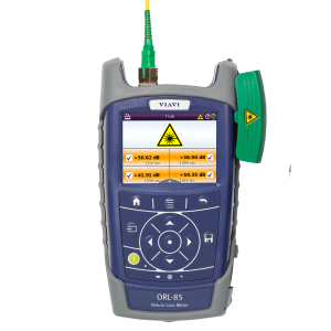 SmartClass Fiber ORL-85 and -85P Inspection-Ready Optical Return Loss Meters