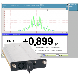 VIAVI PMD Testing Modules for MTS-6000A, -8000 Platforms