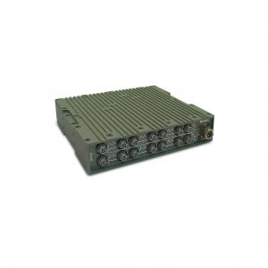 16-p Switch MIL ESW400 Series