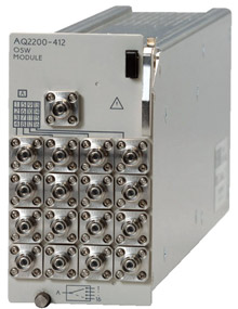 AQ2200-412 Optical Switch Module (1 x 16)
