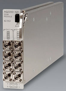 Q2200-421 Optical Switch Module (1 x 2/2 x 2)