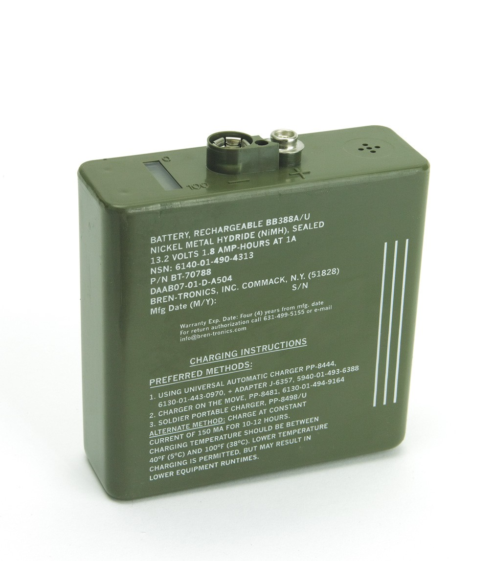 Battery: BT-70788 (BB-388A/U)