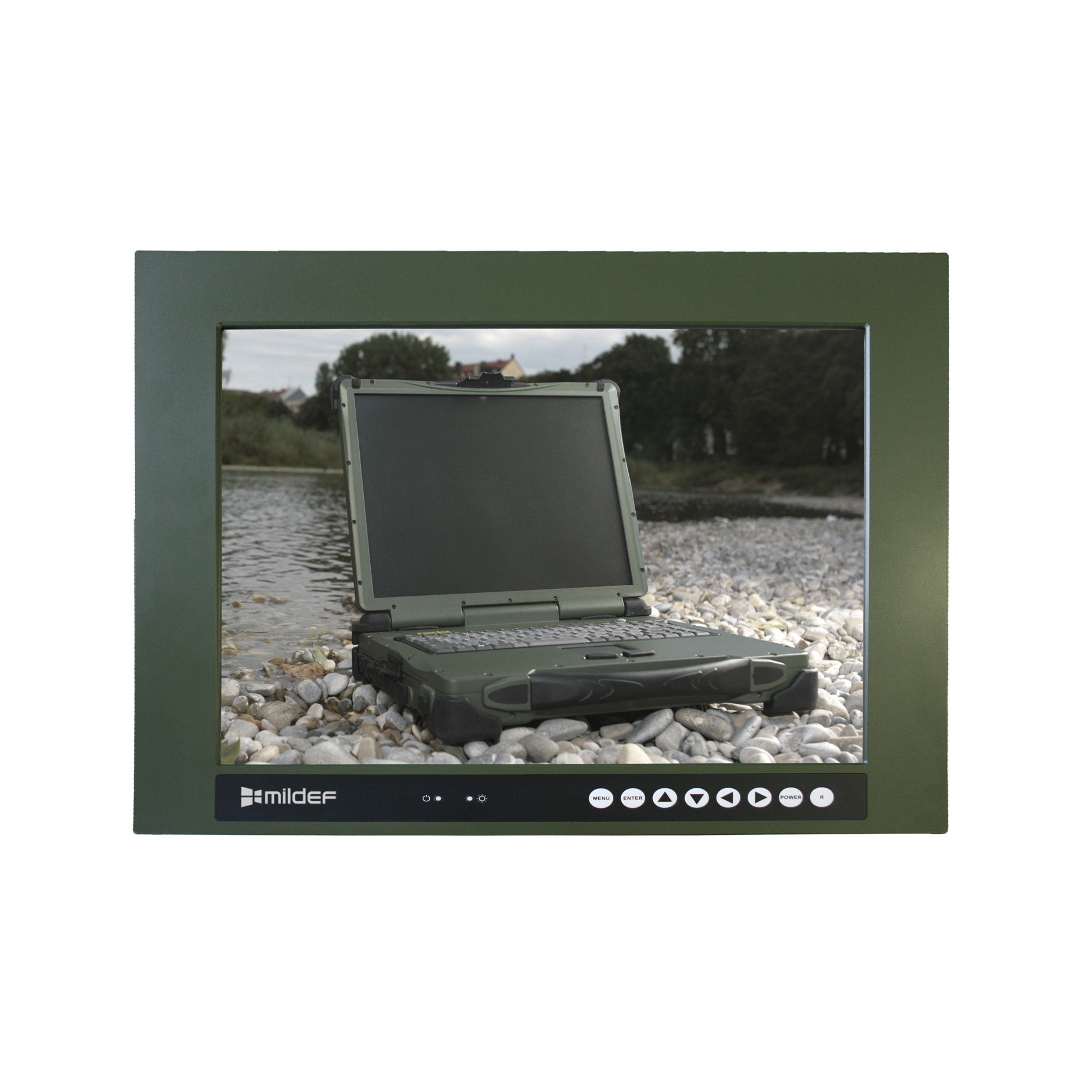 RD19 Rugged Display