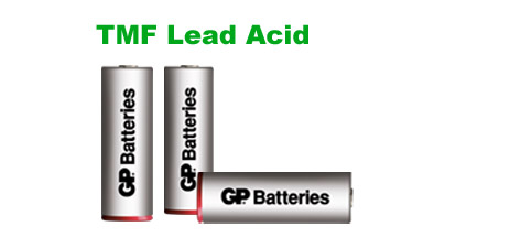 GP Batteries Lead Acid TMF
