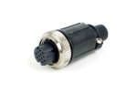 Switchcraft Shielded Multi-Con-X Cable End Connector