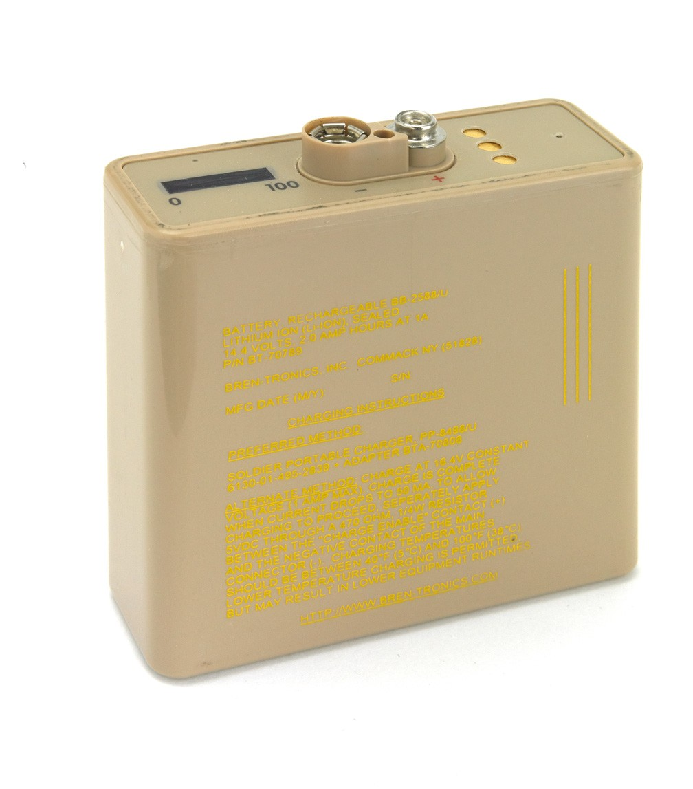 Battery: BT-70789 (BB-2588/U)