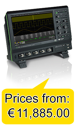 Teledyne LeCroy HDO4000-MS High Definition Oscilloscopes