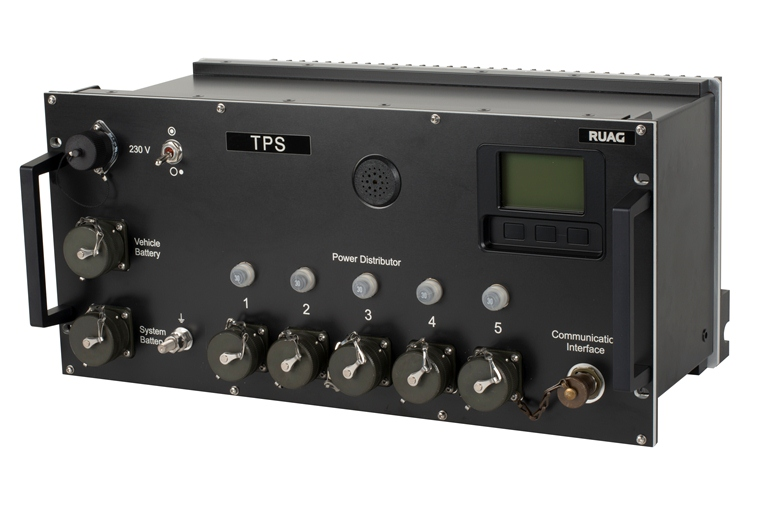 Tactical Power Supply Unit