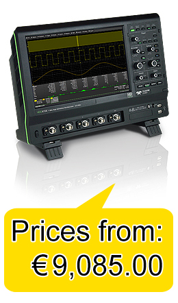 Teledyne LeCroy HDO4000 High Definition Oscilloscopes