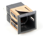 Switchcraft LUS Series, Front Mount, .620 Mounting Hole