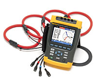 Fluke 430 Series Three-phase Power Quality Analysers