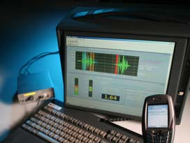 Opticom OPERA Voice and Audio Quality Analyser