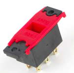 Switchcraft European Line Voltage Selector Switch